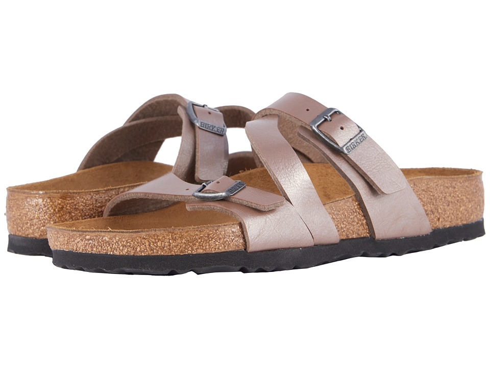 Birkenstock - Salina (Graceful Hazel Birko-Flortm) Women's Sandals