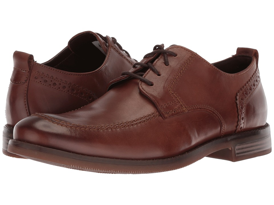 Rockport - Wynstin Apron Toe (Brown) Mens Shoes