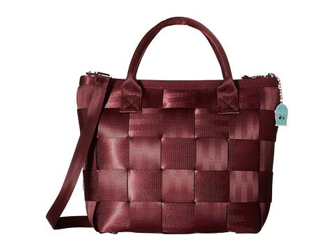 Harveys Seatbelt Bag Crossbody Tote - Black Cherry