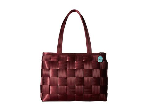 Harveys Seatbelt Bag Executive Tote - Black Cherry