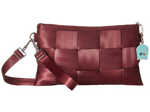 Harveys Seatbelt Bag Hipster - Black Cherry
