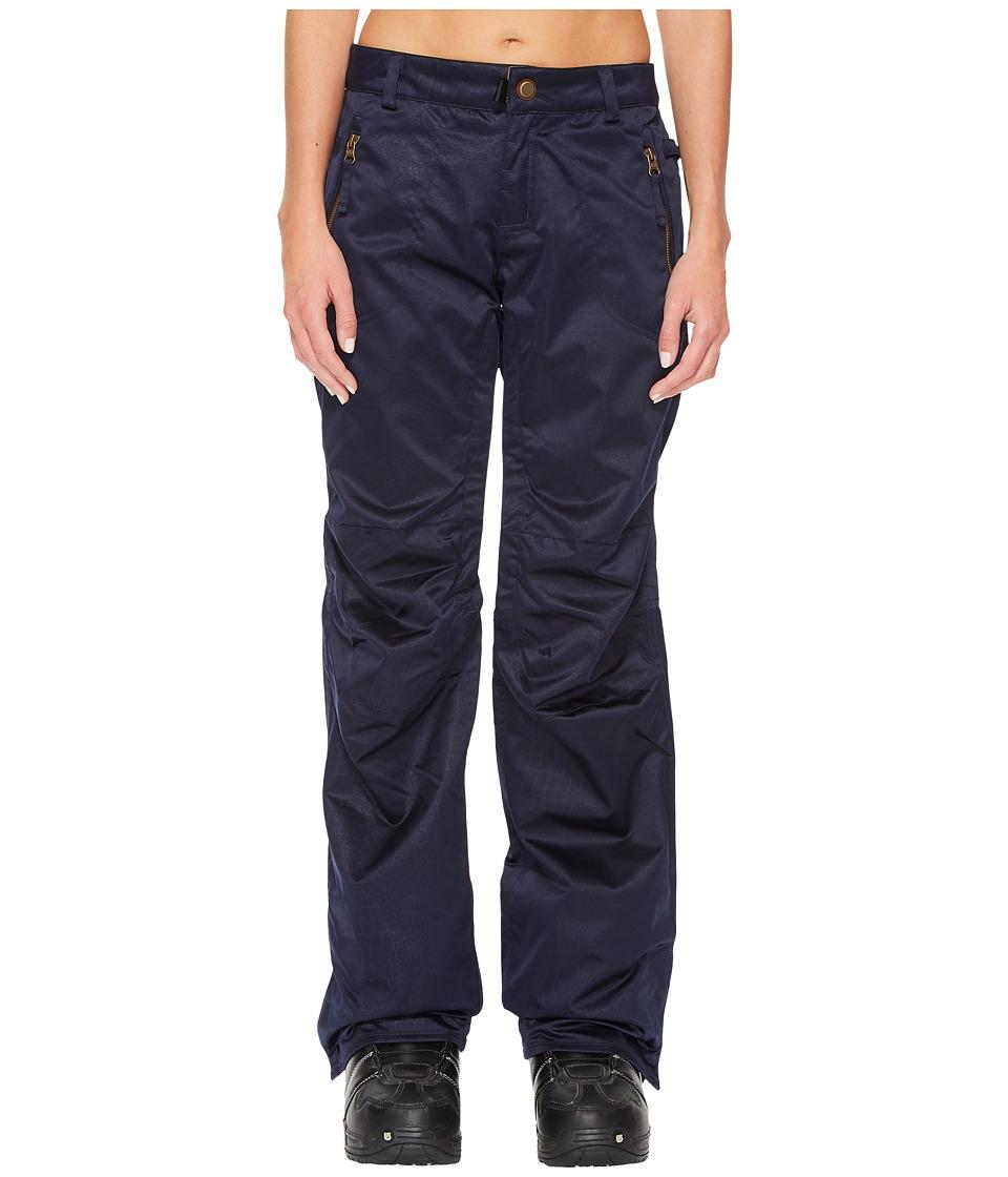 Image of 686 - After Dark Pants (Navy Gator Texture) Women's Casual Pants