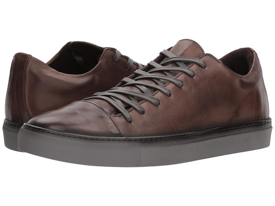 John Varvatos Reed Fringe Mid Top Sneaker Bone White Size: 11 C0SNf81TT