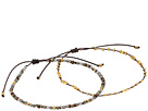 Chan Luu Gold Mix Bracelet Set