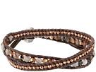 Chan Luu Botswana Agate Mix Double Wrap Bracelet