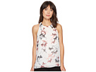 Vince Camuto Sleeveless Lily Melody Blouse