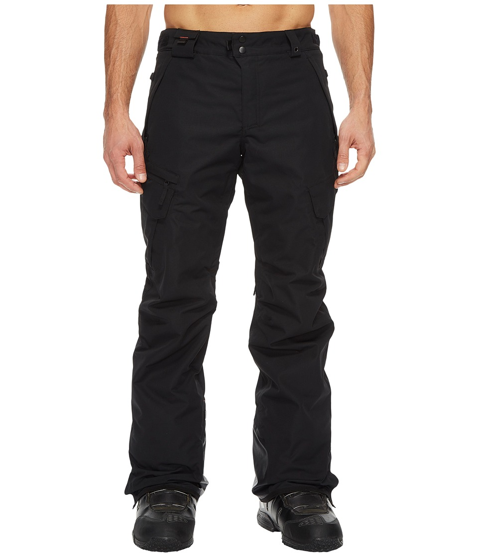 686 Smarty Cargo Pants-Tall (Black) Men