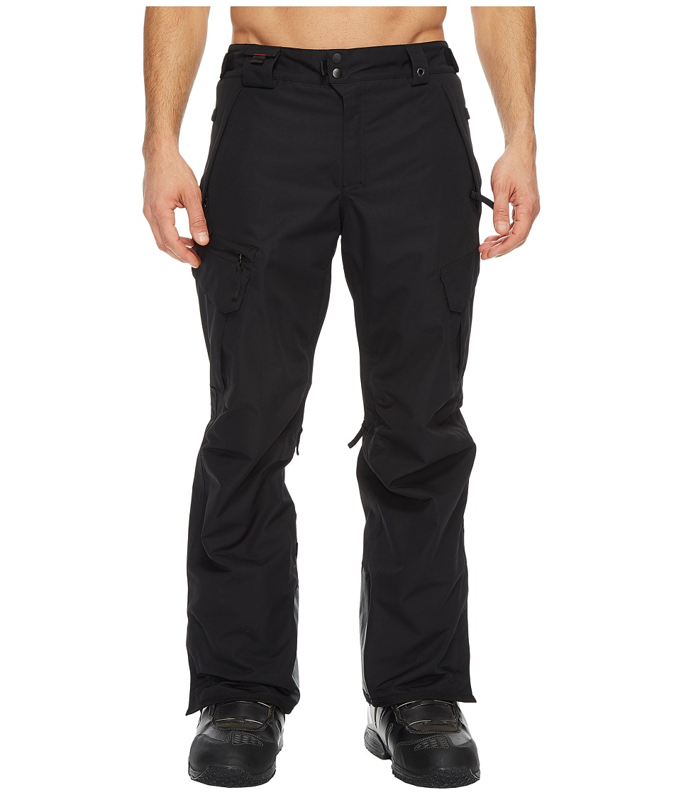 686 Smarty Cargo Pants-Short (Black) Men