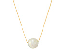 Chan Luu Grey Pearl Necklace