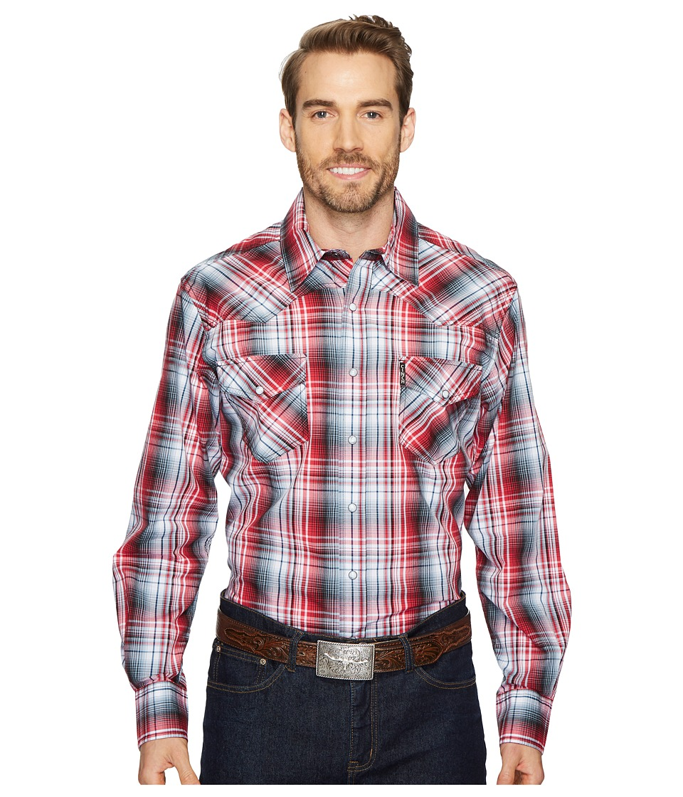CINCH Modern Fit Western Plain (Multicolored) Men's Clothing