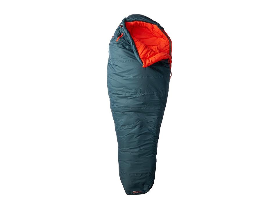 Mountain Hardwear - Lamininatm Z Torch - Long (Blue Spruce) Outdoor Sports Equipment