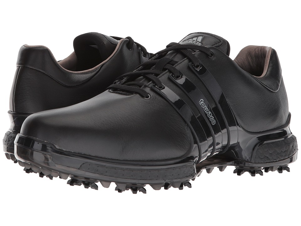 Adidas Golf - Tour360 2.0 (Core Black/Core Black/Core Bla...