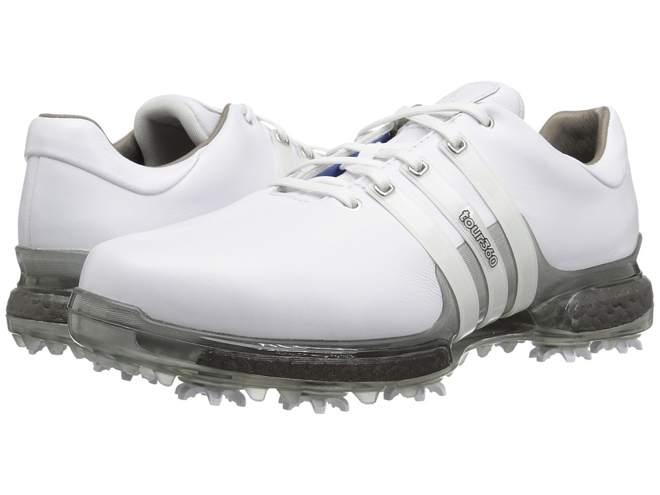 Adidas Golf - Tour360 2.0 (Limited Edition/White/Trace Gr...