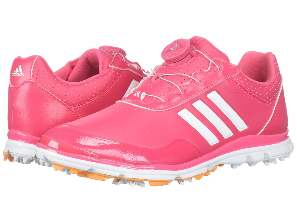 Adidas Golf - Adistar Lite Boa (Real Pink/Footwear White/...