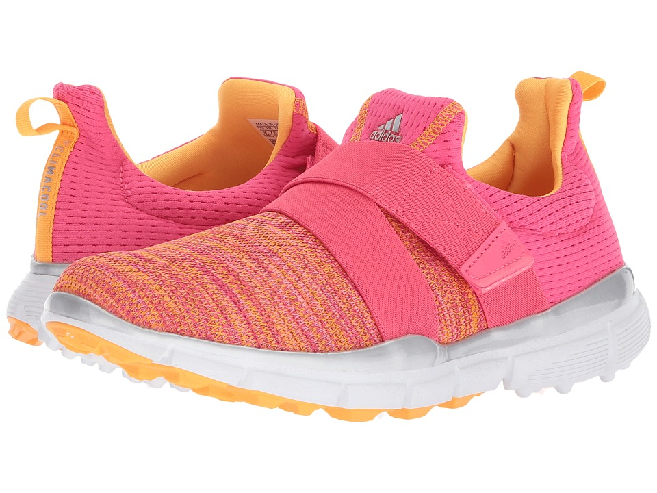 adidas Golf - Climacool Knit (Real Pink/Real Coral/Real Gold) Womens Golf Shoes