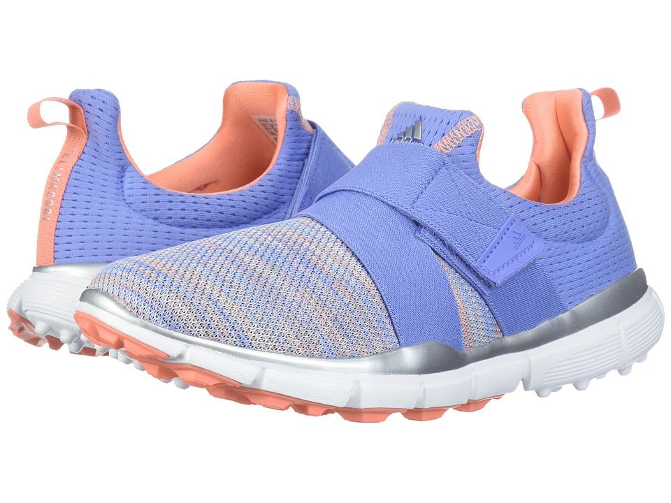 adidas Golf Climacool Knit (Chalk Purple/Chalk Blue/Chalk Coral) Women's Golf Shoes