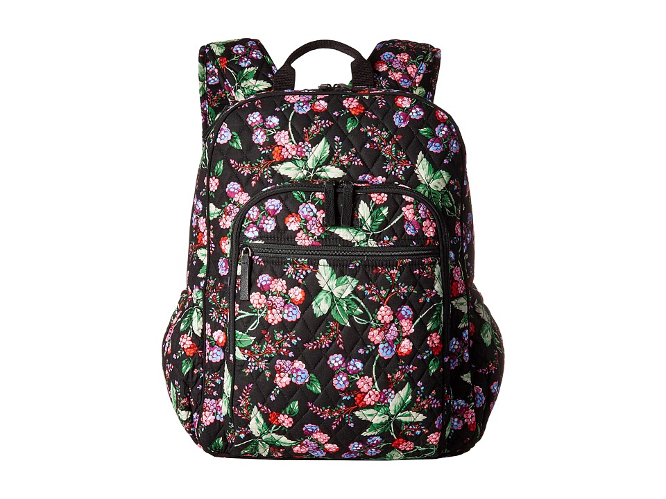 Vera Bradley Campus Tech Backpack Winter Berry Bags
