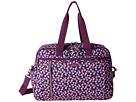 Vera Bradley Luggage Lighten Up Weekender Travel Bag