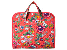 Vera Bradley Luggage Iconic Hanging Travel Organizer
