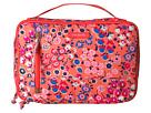 Vera Bradley Luggage Large Blush Brush Case