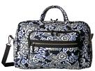 Vera Bradley Luggage Iconic Compact Weekender Travel Bag