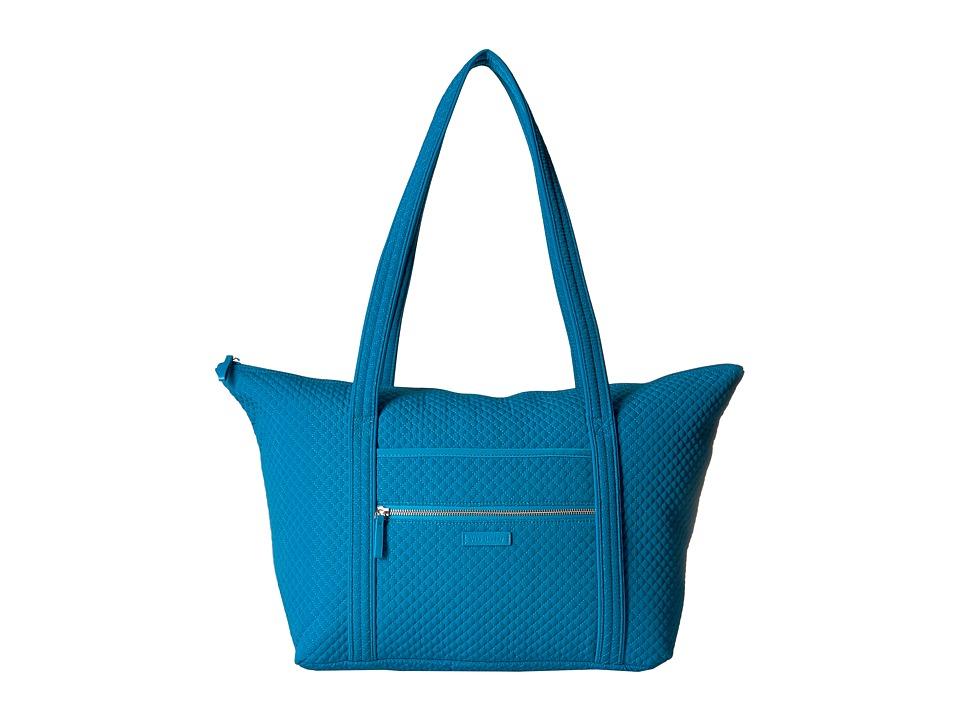 Vera Bradley Luggage - Iconic Miller Travel Bag (Bahama B...