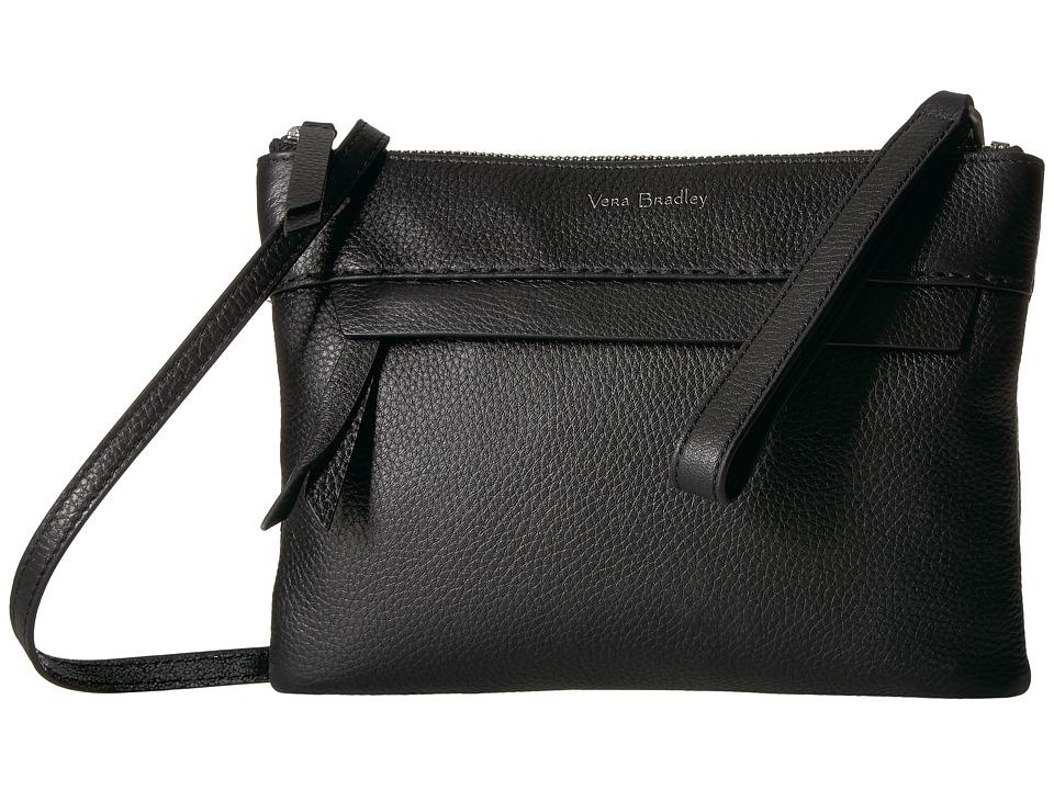 Vera Bradley - Mallory Custom Crossbody (Silver Galaxy) Cross Body Handbags