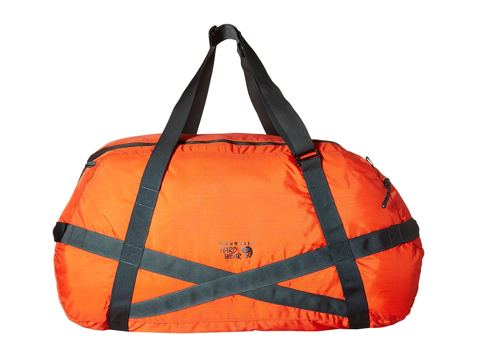 Mountain Hardwear - Lightweight Expedition Duffel - Large (State Orange 1) Duffel Bags