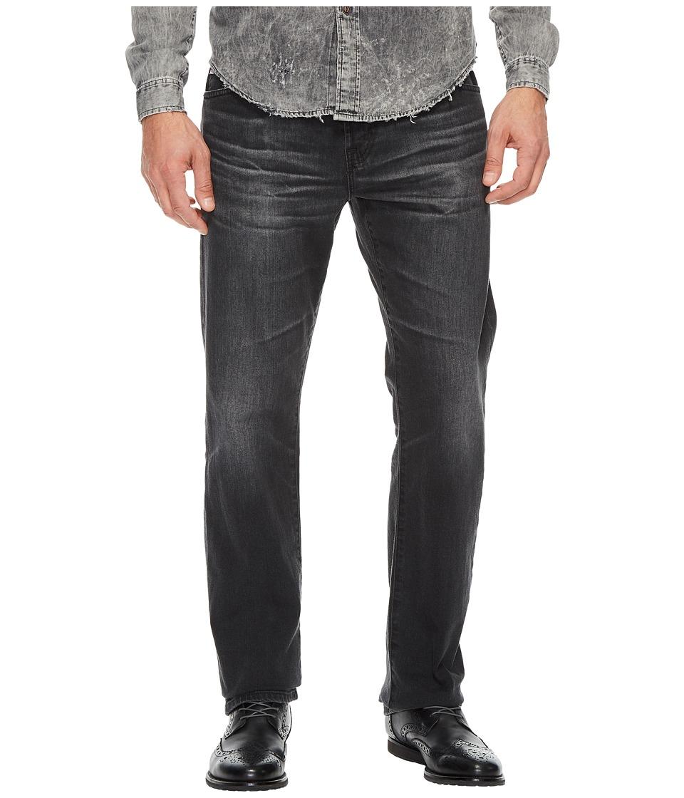 AG Adriano Goldschmied Graduate Tailored Leg Jeans in 7 Years Asphalt (7 Years Asphalt) Men