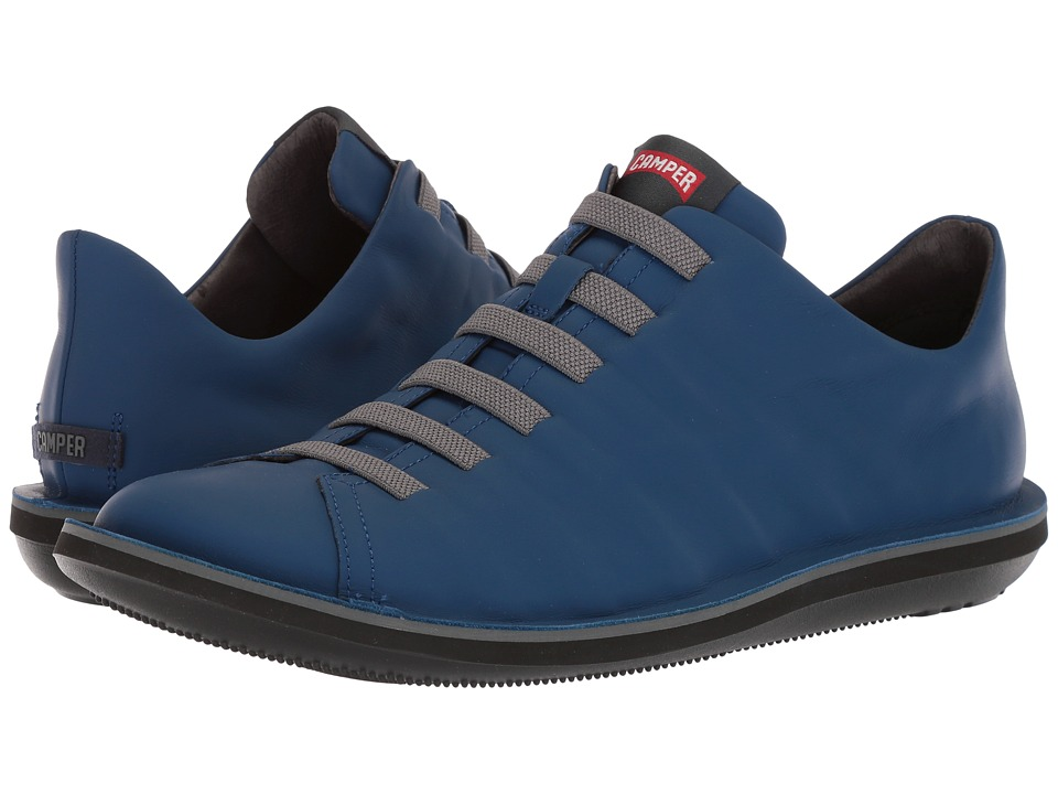 Camper - Beetle - 18751 (Medium Blue 1) Mens Lace up casual Shoes