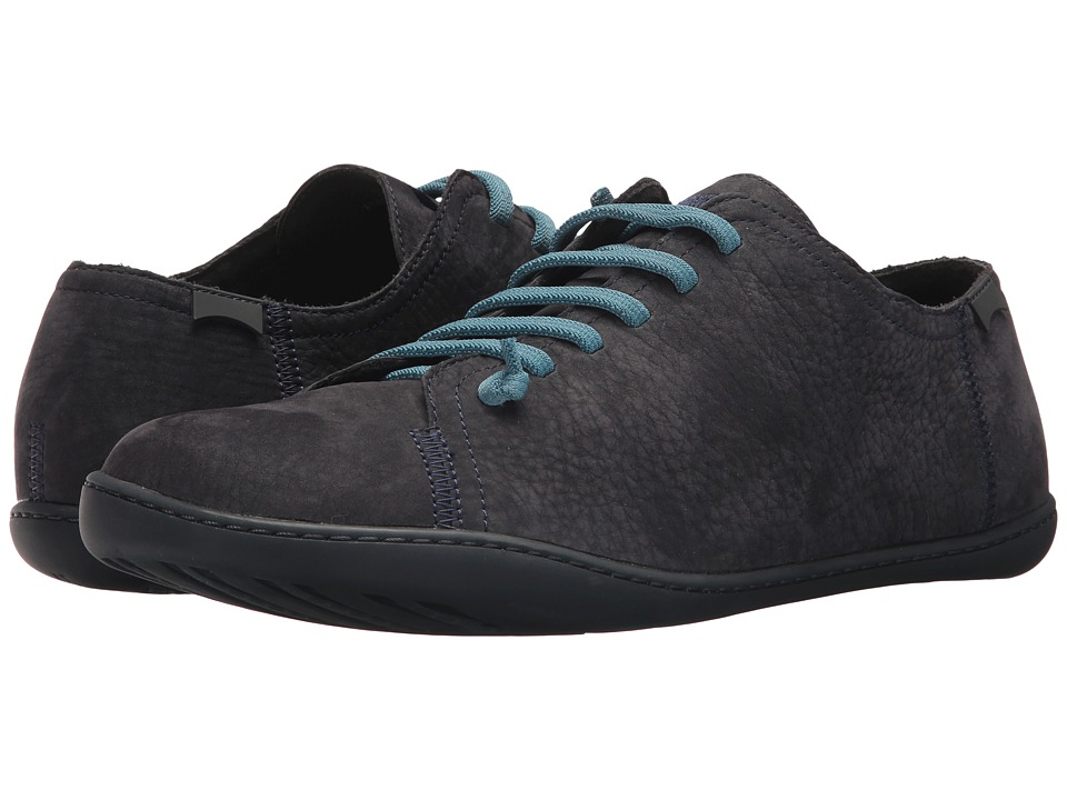 Camper - Peu Cami - Lo-17665 (Dark Blue 1) Mens Lace up casual Shoes