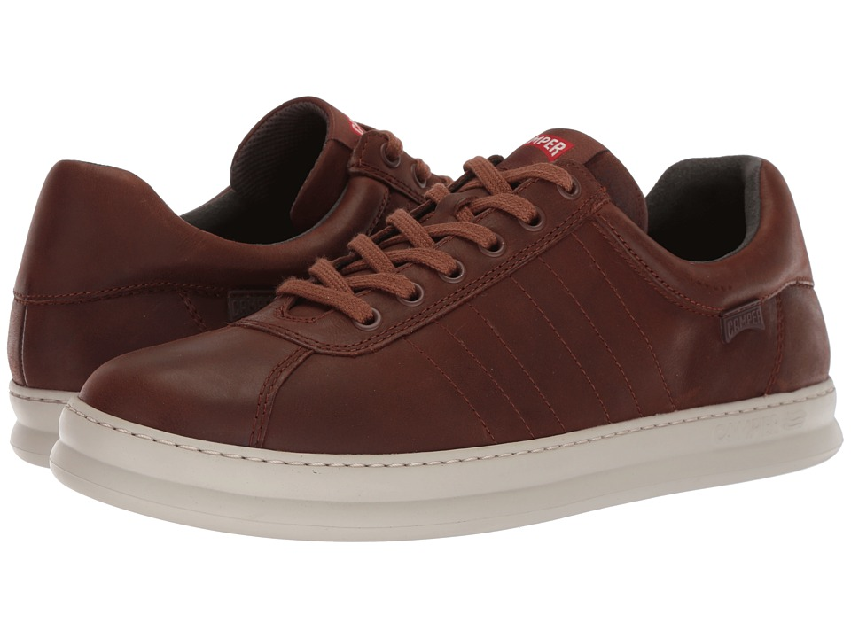Camper - Runner Four - K100227 (Medium Brown) Mens Lace up casual Shoes