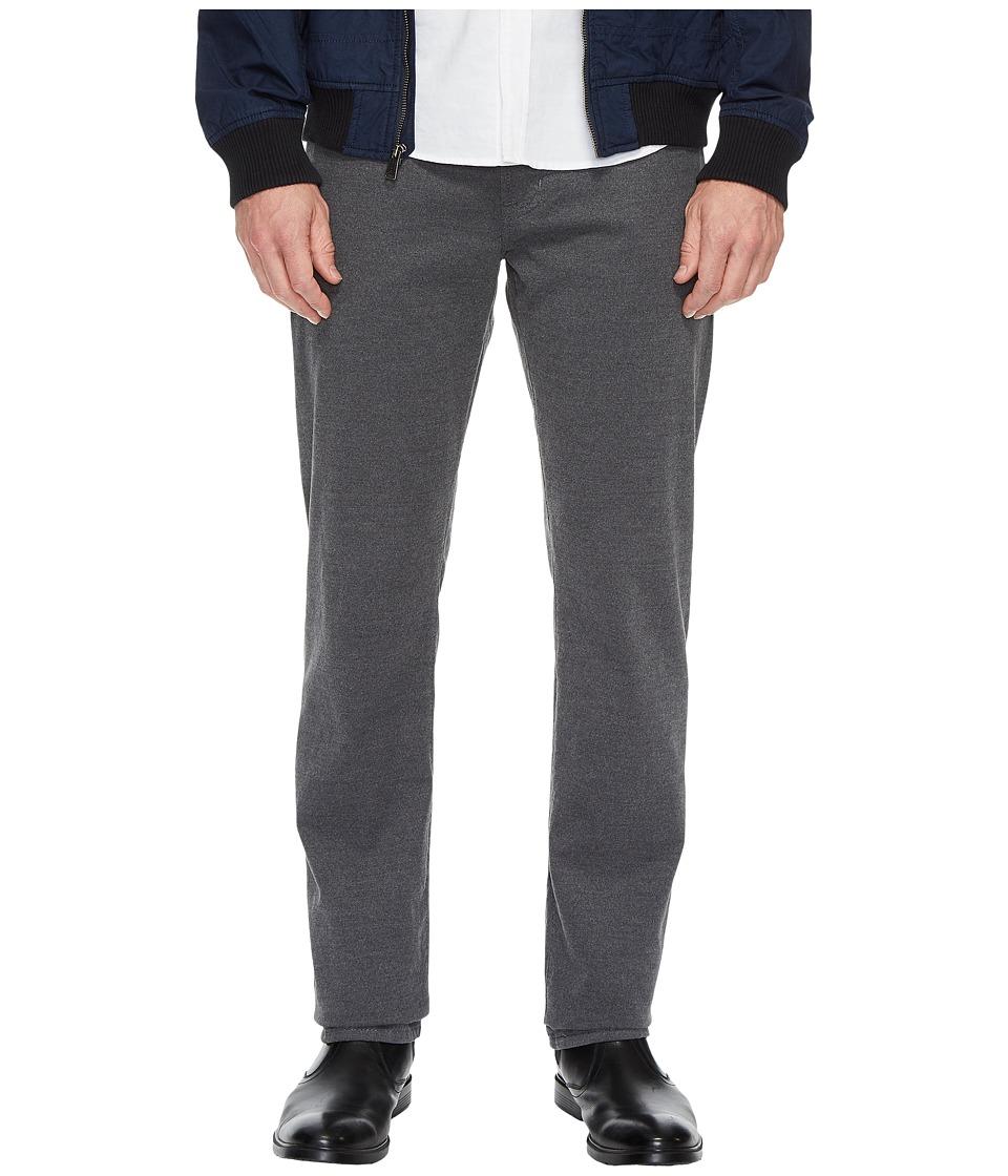 AG Adriano Goldschmied - Graduate Tailored Leg Wool Like Pants in Dark Ridge