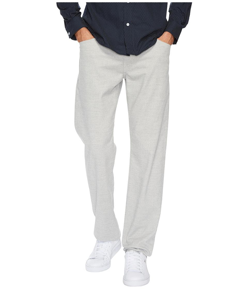 AG Adriano Goldschmied - Graduate Tailored Leg Wool Like Pants in Moon Glade
