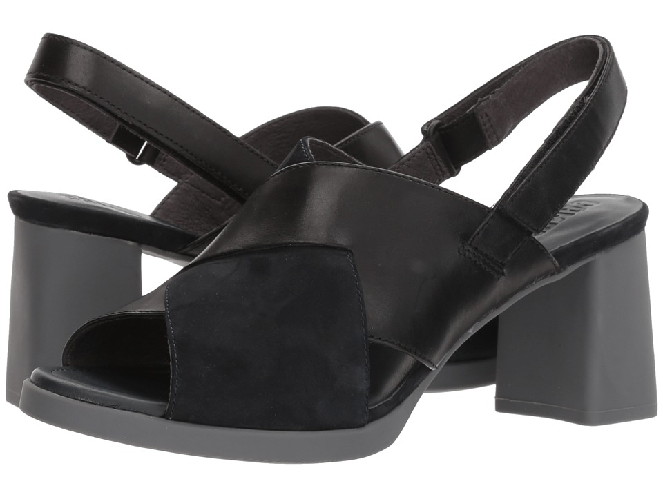 Camper - Kara Sandal - K200559 (Black) Womens Shoes