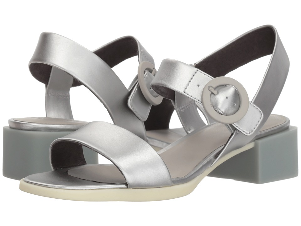 Camper Kobo - K200342 (Medium Gray) 1-2 inch heel Shoes