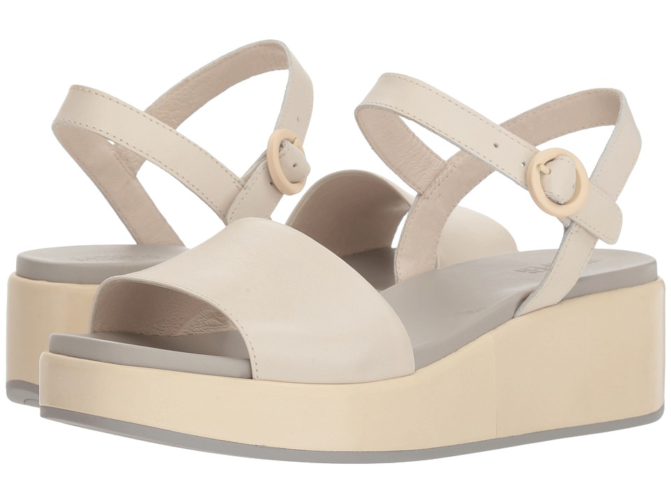 Camper - Misia - K200564 (Light Beige) Womens Shoes