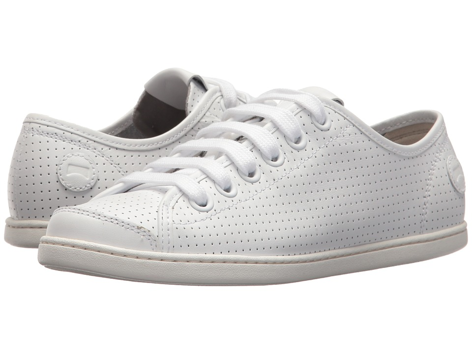 Camper - UNO 21815 (White Natural) Womens Shoes