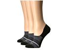 Feetures Hidden Stripe Socks 3-Pair Pack