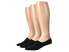 Feetures Hidden Socks 3-Pair Pack
