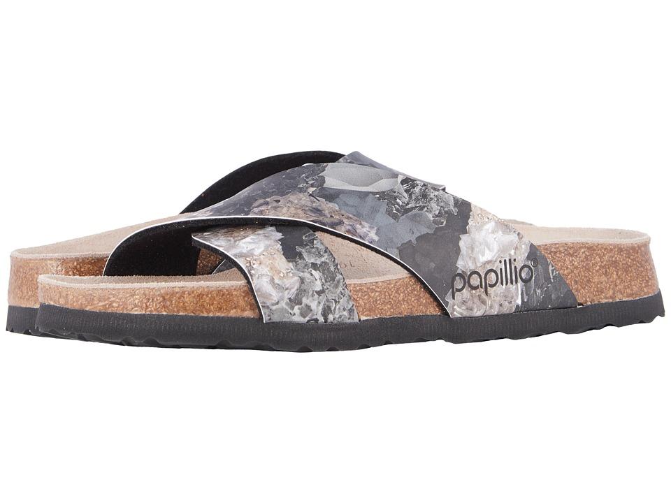 Birkenstock-Daytona--(Crystal-Black-Birko-Flortm)-Womens-Sandals