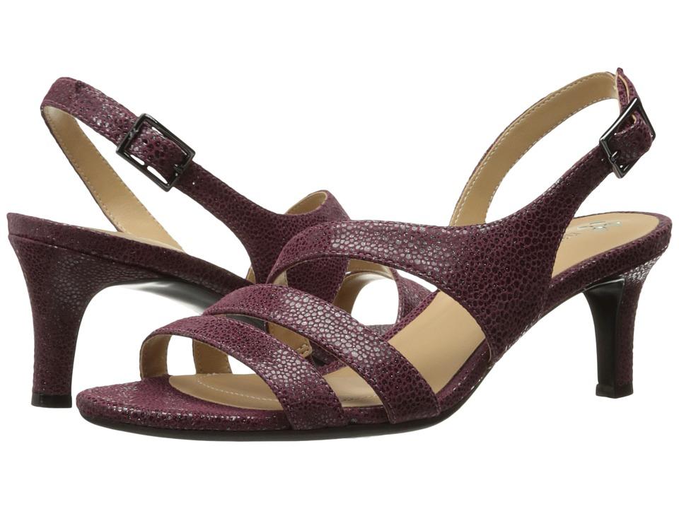 Naturalizer - Taimi (Taimi Wine Leather) High Heels