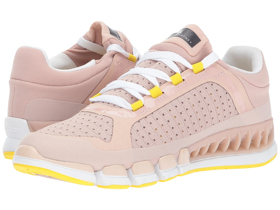 adidas by Stella McCartney Climacool Revolution (Pearl Rose/SMC/Vivid Yellow S13/Footwear White) Women