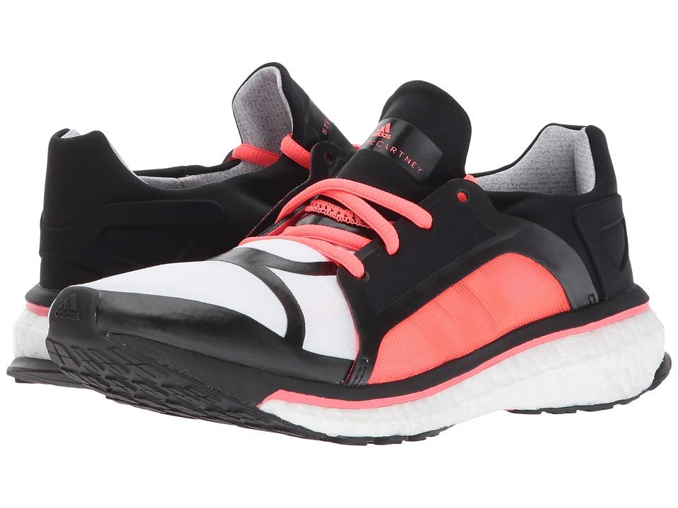 adidas by Stella McCartney Energy Boost (Chalk White/Shock Pink S16/Base Green S15) Women
