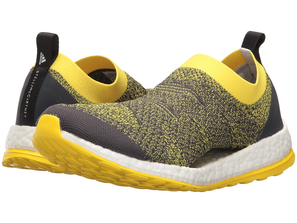 adidas by Stella McCartney Pure Boost X (Super Purple S16/Pearl Rose/SMC/Vivid Yellow S13) Women