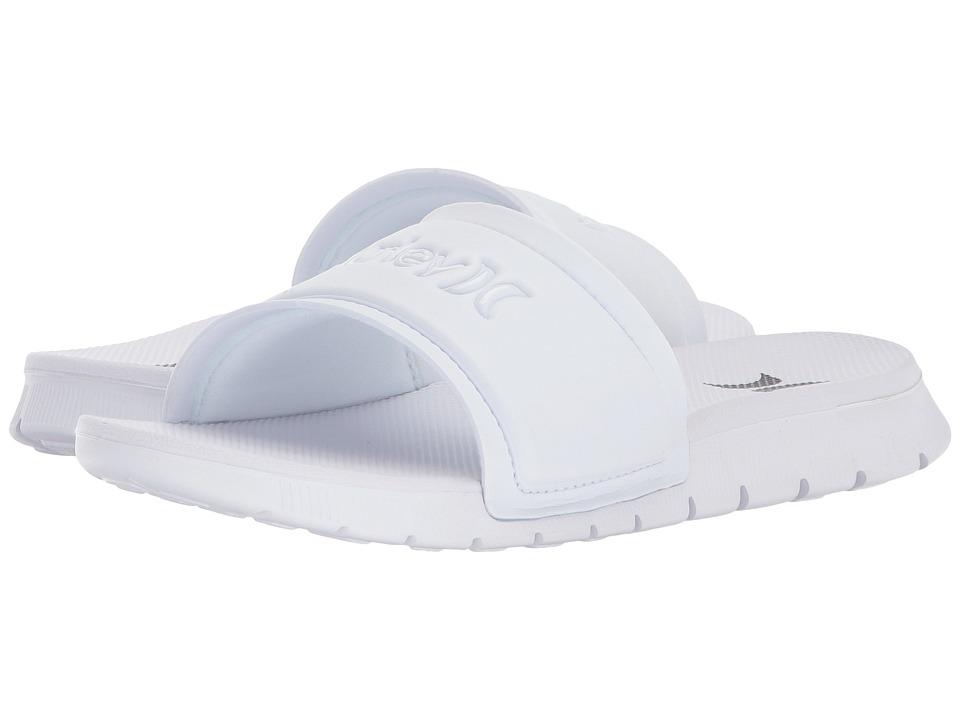 Hurley Women's Fusion Slide (White) Slides