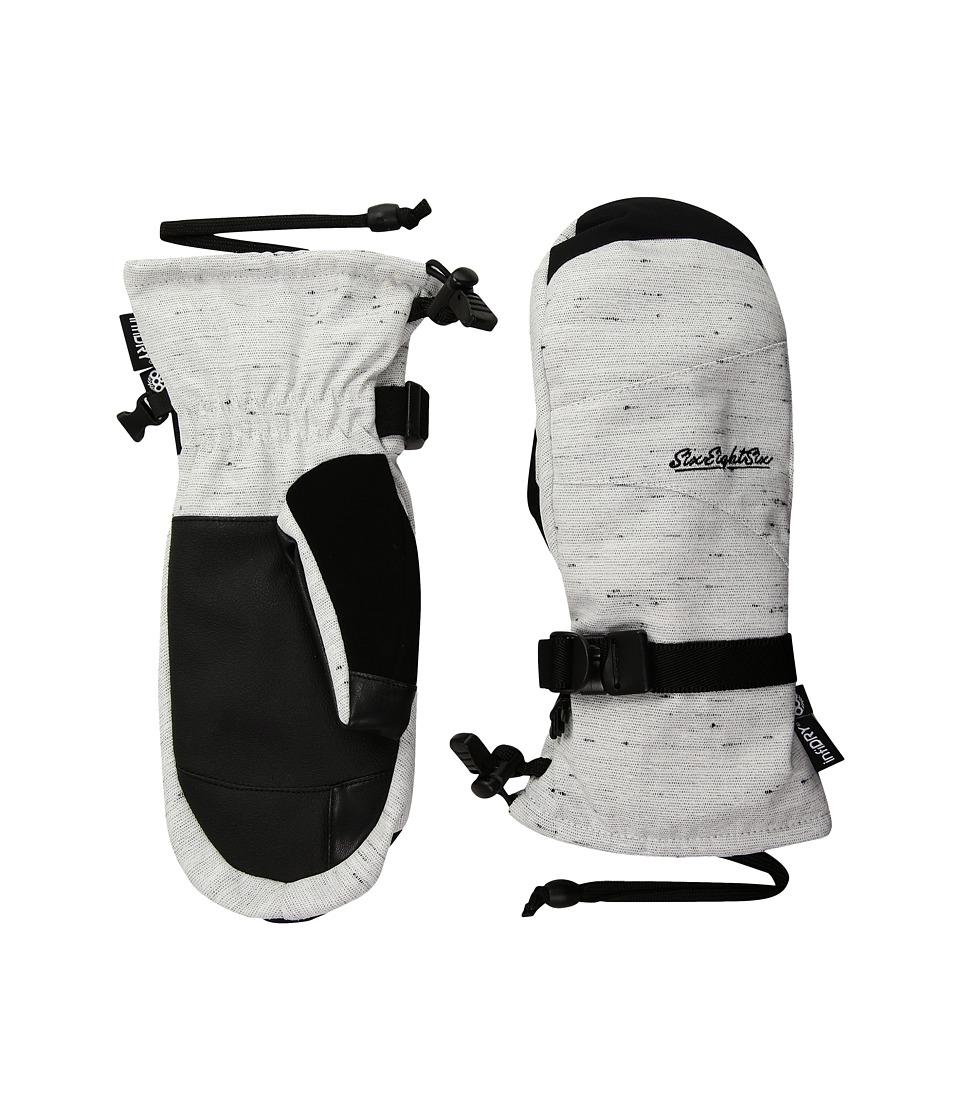 686 Paige Mitt (White Slub) Extreme Cold Weather Gloves