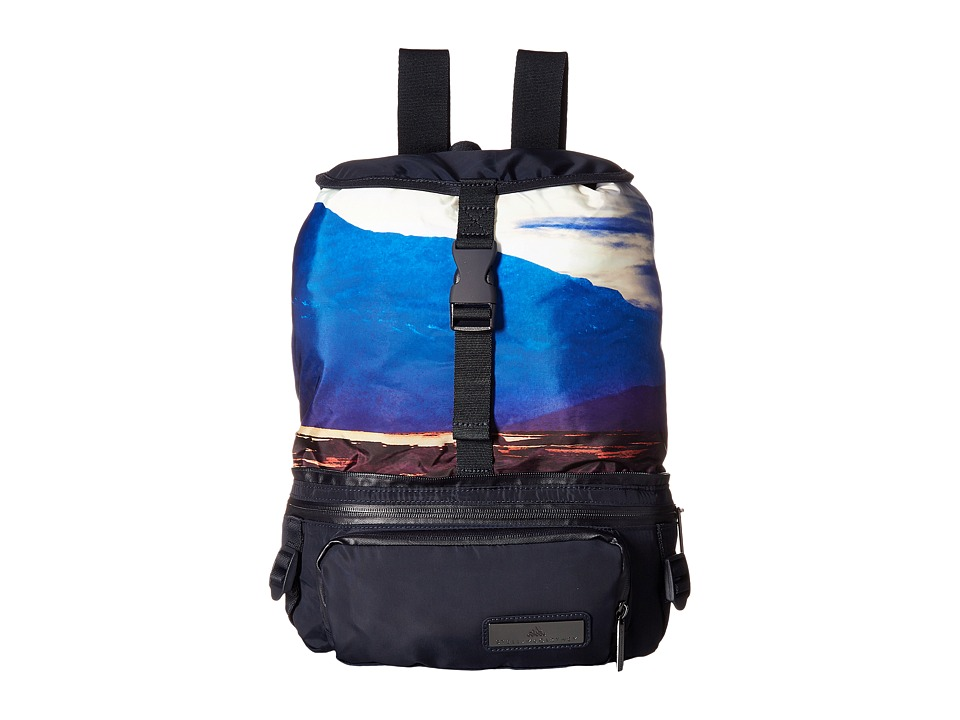 Adidas by Stella McCartney - Convertible Backpack (Legend...
