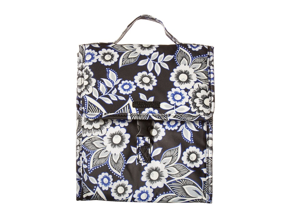 Vera Bradley - Lunch Sack (Snow Lotus) Bags