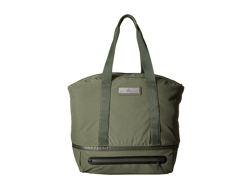 Adidas by Stella McCartney - Iconic Large Bag (Base Green...